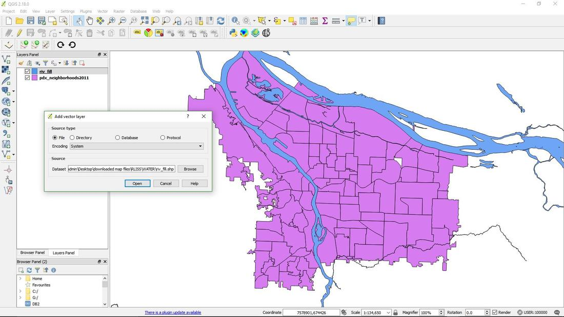 Open Source Interactive Mapping: A Rudimentary Introduction to the